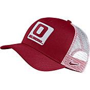 Nike Men's Oklahoma Sooners Crimson Retro Classic99 Trucker Hat