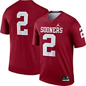 Jordan Men's Oklahoma Sooners #2 Crimson Dri-FIT Legend Football Jersey