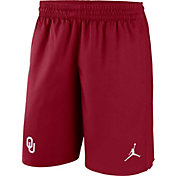 Jordan Men's Oklahoma Sooners Crimson Dry Alpha Football Shorts