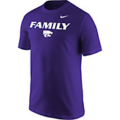 Nike Men's Kansas State Wildcats Purple Mantra T-Shirt