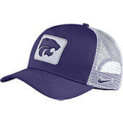 Nike Men's Kansas State Wildcats Purple Classic99 Trucker Hat