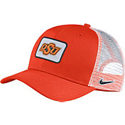 Nike Men's Oklahoma State Cowboys Orange Classic99 Trucker Hat