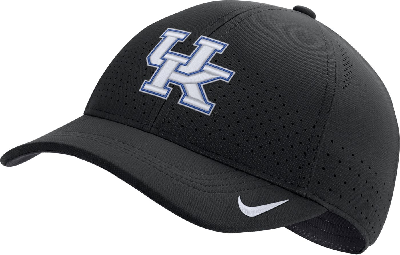Nike Men's Kentucky Wildcats Legacy91 Adjustable Black Hat