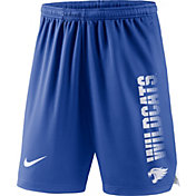 Nike Men's Kentucky Wildcats Blue Breathe Player Shorts