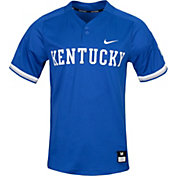 Nike Men's Kentucky Wildcats Blue Dri-FIT Replica Baseball Jersey
