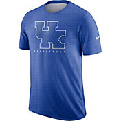 Nike Men's Kentucky Wildcats Blue Player Dri-FIT Basketball T-Shirt