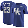 Nike Men's Kentucky Wildcats Anthony Davis #23 Blue Future Star Basketball Jersey T-Shirt