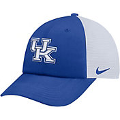 Nike Men's Kentucky Wildcats Blue Heritage86 Adjustable Trucker Hat