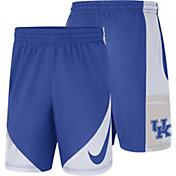 Nike Men's Kentucky Wildcats Blue Basketball HBR Shorts