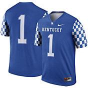Nike Men's Kentucky Wildcats #1 Blue Dri-FIT Legend Football Jersey