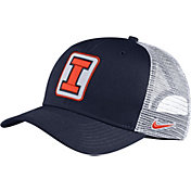Nike Men's Illinois Fighting Illini Blue Classic99 Trucker Hat