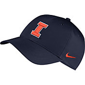 Nike Men's Illinois Fighting Illini Blue Legacy91 Adjustable Hat