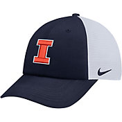 Nike Men's Illinois Fighting Illini Blue Heritage86 Adjustable Trucker Hat
