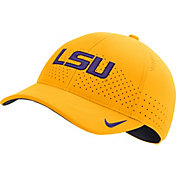 Nike Men's LSU Tigers Gold Legacy91 Adjustable Hat
