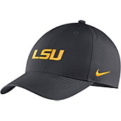 Nike Men's LSU Tigers Anthracite Legacy91 Adjustable Hat
