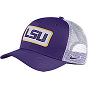 Nike Men's LSU Tigers Purple Classic99 Trucker Hat