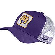 Nike Men's LSU Tigers Purple Classic99 Trucker Hat