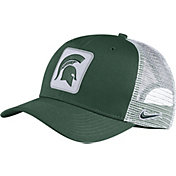 Nike Men's Michigan State Spartans Green Classic99 Trucker Hat