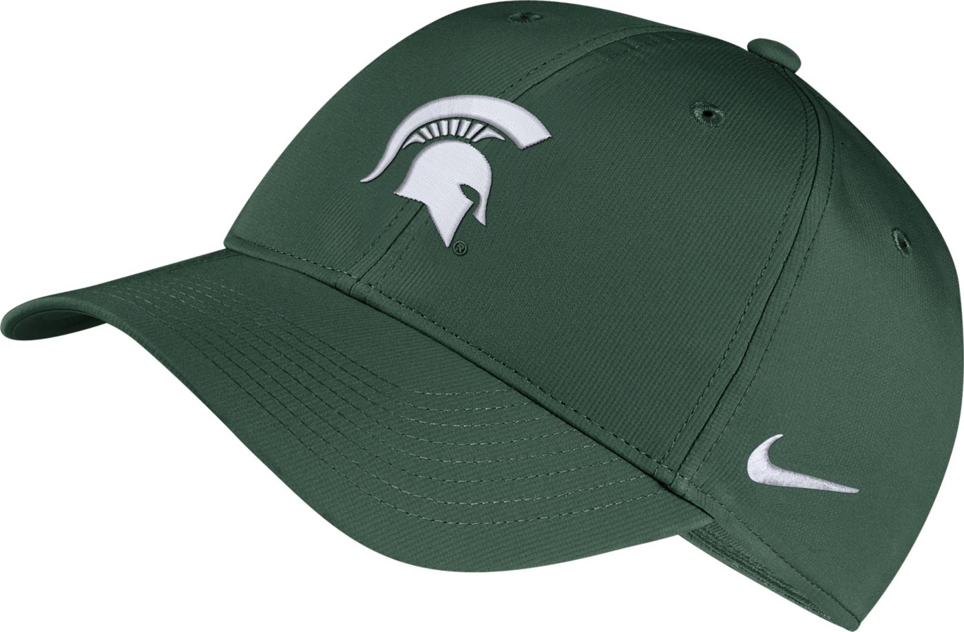 Nike Men's Michigan State Spartans Green Legacy91 Adjustable Hat