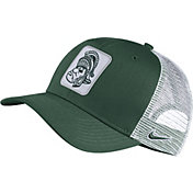 Nike Men's Michigan State Spartans Green Retro Classic99 Trucker Hat