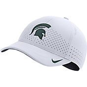 Nike Men's Michigan State Spartans Legacy91 Adjustable White Hat
