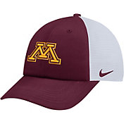 Nike Men's Minnesota Golden Gophers Maroon Heritage86 Adjustable Trucker Hat