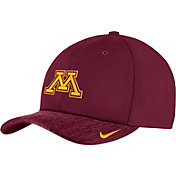 Nike Men's Minnesota Golden Gophers Maroon Aerobill Swoosh Flex Classic99 Football Sideline Hat