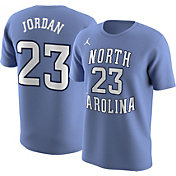 Jordan Men's North Carolina Tar Heels Michael Jordan #23 Carollina Blue Future Star Basketball Jersey T-Shirt