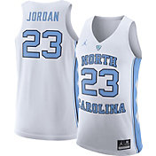 Jordan Men's Michael Jordan North Carolina Tar Heels #23 White Authentic College Alumni Jersey