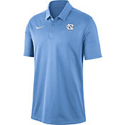 Nike Men's North Carolina Tar Heels Carolina Blue Dri-FIT Franchise Polo