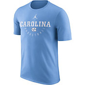 Jordan Men's North Carolina Tar Heels Carolina Blue Key Basketball Legend T-Shirt