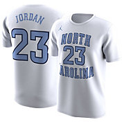 Jordan Men's North Carolina Tar Heels Michael Jordan #23 Future Star Basketball White Jersey T-Shirt