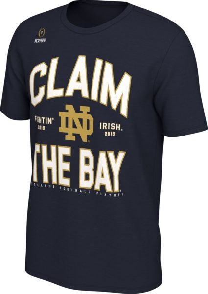 Men s Notre Dame Fighting Irish 2018-19 College Football Playoff Semifinal  Bound T-Shirt  aab7d8372