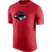 Nike Men's UNLV Rebels Scarlet Logo Legend T-Shirt