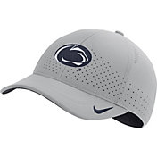 Nike Men's Penn State Nittany Lions Grey Legacy91 Adjustable Hat