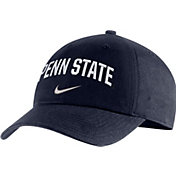 Nike Men's Penn State Nittany Lions Blue Heritage86 Arch Wordmark Hat
