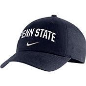 Nike Men's Penn State Nittany Lions Blue Heritage86 Arch Wordmark Hat