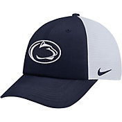 Nike Men's Penn State Nittany Lions Blue Heritage86 Adjustable Trucker Hat
