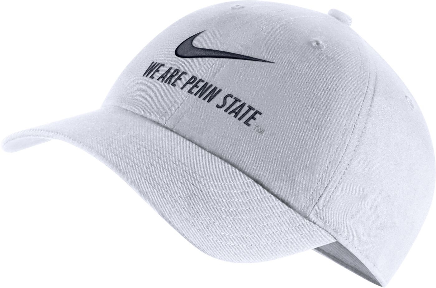 Nike Men's Penn State Nittany Lions White Heritage86 Adjustable Hat