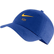 Nike Men's Pitt Panthers Blue Heritage86 Adjustable Hat