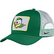 Nike Men's Oregon Ducks Green Classic99 Trucker Hat