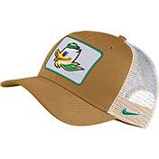 Nike Men's Oregon Ducks Tan Retro Classic99 Trucker Hat