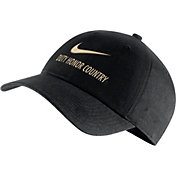 Nike Men's Army West Point Black Knights Army Black Heritage86 Adjustable Hat
