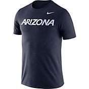 c28ebc44 Product Image · Nike Men's Arizona Wildcats Navy Dri-FIT Cotton Word T-Shirt