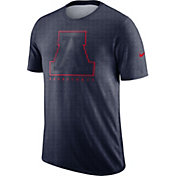 Nike Men's Arizona Wildcats Navy Player Dri-FIT Basketball T-Shirt