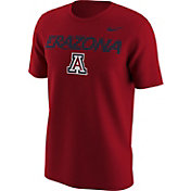 Nike Men's Arizona Wildcats Cardinal Mantra T-Shirt