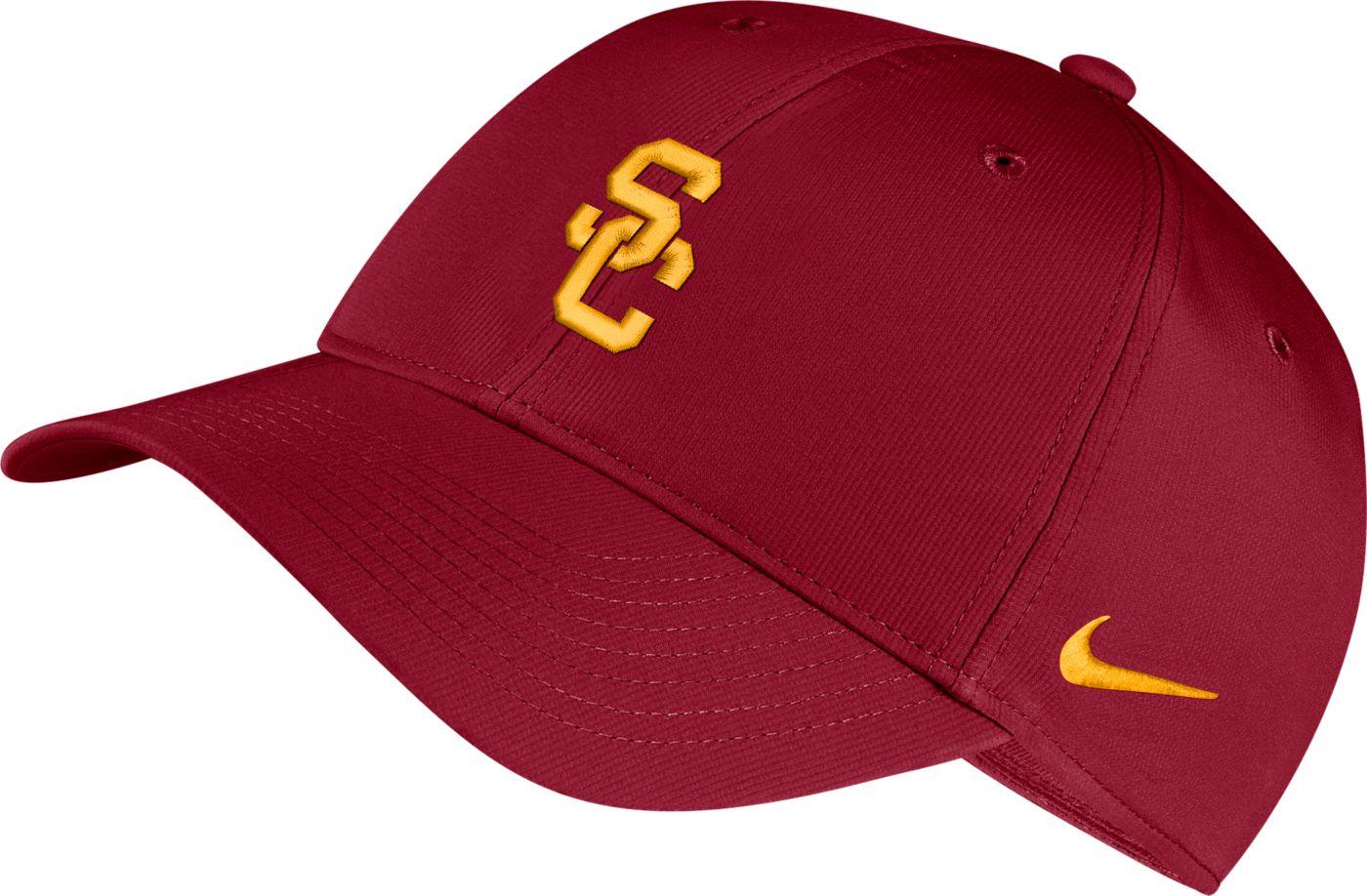 Nike Men's USC Trojans Cardinal Legacy91 Adjustable Hat