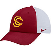 Nike Men's USC Trojans Cardinal Heritage86 Adjustable Trucker Hat