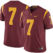Nike Men's USC Trojans #7 Cardinal Limited Football Jersey