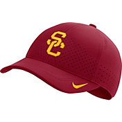 Nike Men's USC Trojans Cardinal Aerobill Classic99 Football Sideline Hat